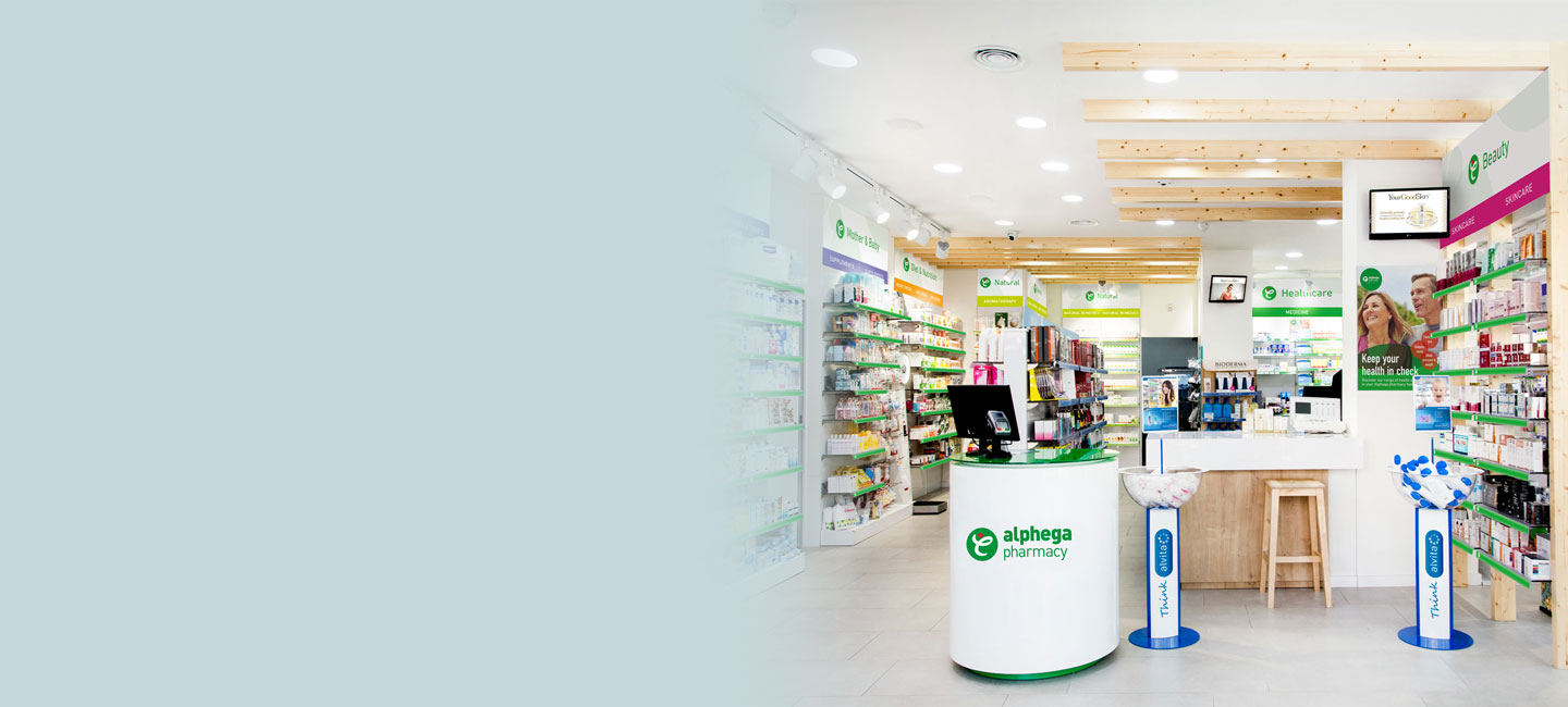 Improving customer service through our pharmacy network.